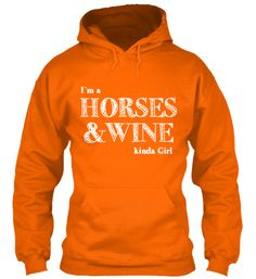 LOVE HORSES AND WINE **Limited Edition** | Teespring