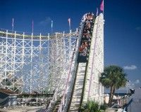 Kids of all ages always have a blast at Family Kingdom in Myrtle Beach.