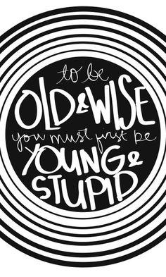 True...So So True!