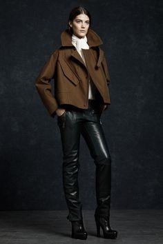 Belstaff - Fall 2012. love the jacket.