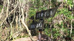 音羽山Mt. Otowa :ハイキング(登山)コースポイント
