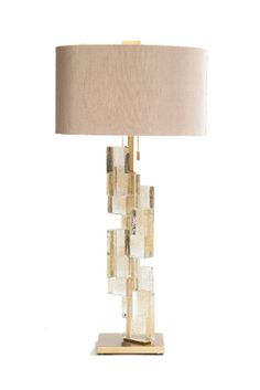 Love everything about this lamp by @donghia. #lighting