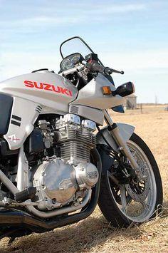 1982 Suzuki Katana GS1000SZ