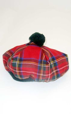 Tam in Royal Stewart tartan - Every girl should have one! Scottish Plaid a0ceb62cfdef