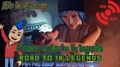 Let's Play Life Is Strange #3 | Road To 1K | Ps4 Pro Livestream