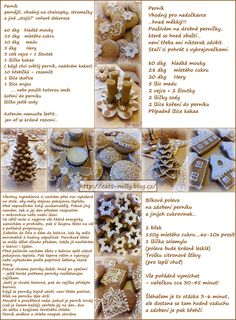 Christmas Sweets, Gingerbread Cookies, Smoothies, Food And Drink, Cake, Diy, Gingerbread Cupcakes, Smoothie, Bricolage