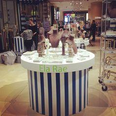 """@elaraejewelry's photo: """"Visit the ela rae pop up shop @henribendel this week!"""""""