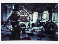 Obraz Circus Queen — Obrazy Kare Design — sfmeble.pl