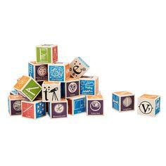 Periodic table building blocks pinterest periodic table super nerdy abc blocks urtaz Gallery