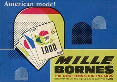 Mille Bornes, 1960