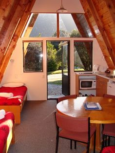 a-frame living - Google Search
