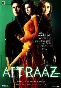 Aitraaz Hindi Movie Online - Akshay Kumar, Kareena Kapoor, Priyanka Chopra and Amrish Puri. Directed by Abbas-Mustan. Music by Himesh Reshammiya. 2004 Aitraaz Hindi Movie Online.
