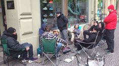 Berlin Camps Out for the Ronnie Fieg x Asics Gel Lyte V (Cove)