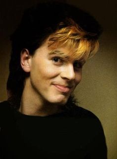 John Taylor, another of many 80s crushes