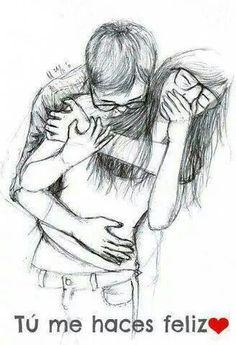 Tu me haces Feliz :)