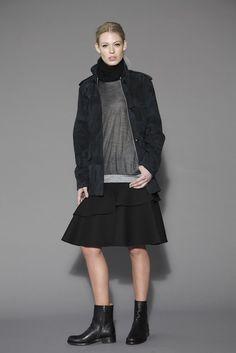 Naja Lauf AW13 - Coming Soon! Ollie jacket, Carin skirt, Molly sweat shirt, Lolina scarf