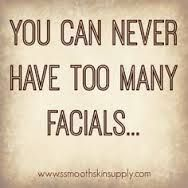 Facials are not only relaxing, they are also jam packed with active ingredients to help minimize breakouts, the appearance of fine lines/wrinkles and sun damage. Come in and try our most popular Rationale Boost Facial!