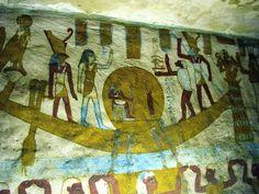Les tombes de Bannentiu et Djed-Amun-Iuf-Ank