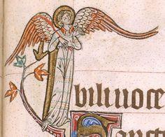 The Gorleston Psalter Date 1310-1324 Add MS 49622 Folio 202r