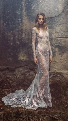 We're all freaking out over these stunning naked dresses!
