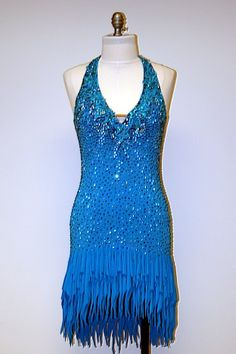 CR069 - Rhythmic Rentals - Ballroom Dress Rental