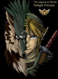 Link And Link Wolf Form - Epic!