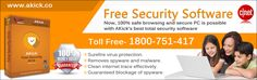 I believe anyone who uses a PC should understand and do what they can to stop security risks. Here, you can find Free Computer Security to prevent all threats, including #Trojan, #viruses and many other latest viruses. #Akick #TotalSecurity is absolutely the right way to protect your data information.