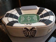Sport Theme, Birthday Cakes, Cupcake, Big, Cupcakes, Birthday Cake, Cupcake Cakes, Cup Cakes, Happy Birthday Cakes