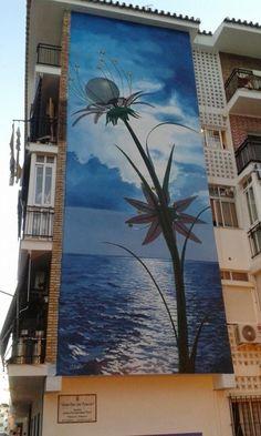 Estepona Art Trail, Málaga, Spain