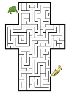 Free printable Maze in the shape of letter t. Help the toad through this free printable letter t maze to find his trumpet. Small Letters, Lower Case Letters, Letters And Numbers, Letter Maze, Letter T, Maze Puzzles, Word Puzzles, Mazes For Kids Printable, Free Printable