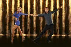 Kym Johnson & Ingo Rademacher (General Hospital's Jasper Jacks)  -  Dancing With the Stars  -  Season 16  -  Spring 2013
