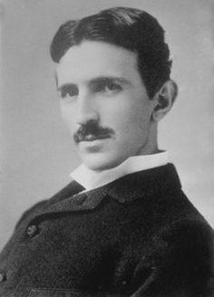 Nikola Tesla<BR>
