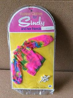Unused Pedigree Sindy Fashion Clothes in Original Packaging | eBay