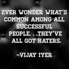 NOBODY...ever talks about those they DON'T want to be! Take it as a sign you've done something right...JEALOUSY is a form of FLATTERY! #success #a3dlife #motivation #quotes #driven #fitness #health #freedomofchoice