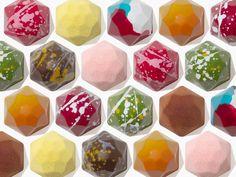 Chocolates  - when chocolate meets art