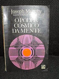 Livro : O Poder Cósmico da Mente - Joseph Murphy #leitura #literatura #AutoAjuda