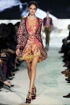 Just Cavalli | Spring 2009 Ready-to-Wear Collection | Style.com