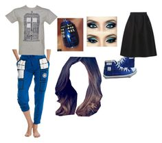 """""""doctor who"""" by themeltonkids on Polyvore featuring Luxe"""