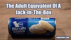 I don't remember being terrified of my Jack-in-the-box.