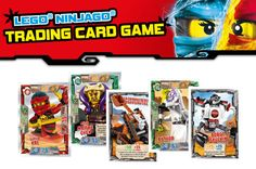 LEGO Ninjago Trading Cards : lancement de la 2ème série: Si vous avez à la maison un jeune fan de l'univers Ninjago qui aime aussi… #LEGO