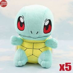 Find More Movies & TV Information about New 5pcs Poke Squirtle Rare Turtle Baby Toy Anime Manga Soft Plush Figure Collectible Doll 16cm Kid Gift Wholesale,High Quality gifts download,China doll crane Suppliers, Cheap doll universe from M&J Toys Global Trading Co.,Ltd on Aliexpress.com