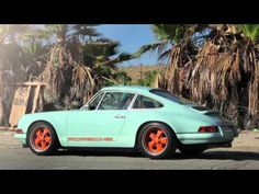 How Singer turns a Porsche into art