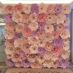 September dates are still available  reserve your rental or individual purchase with time as it takes time to customize your flower wall  #paperflowers #handmadepaperflowers #flowerwall #paperflowerwall #birthday #bridalshower #babyshower #wedding #nursery #eventdecor #beverlyhills