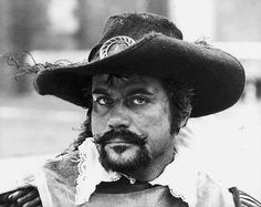 Oliver Reed as Athos in The Three Musketeers
