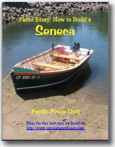 Spira International Inc - Seneca Pacific Power Dory