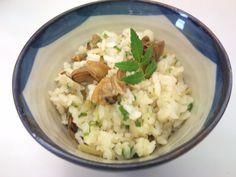 タテボシガイのご飯