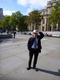 Trafalgar Square. Londres. Inglaterra.