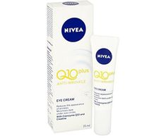 Die richtige Augenpflege für schöne Augen - Nivea Q10