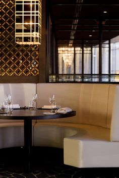 Black by Ezard Restaurant and Bar Design Awards - Entry 2011/12