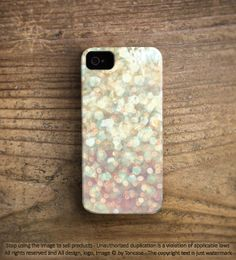 Ooohhh, sparkles!  Sparkle iPhone 4 case  glitter iPhone 4s case spangle by TonCase, $22.99